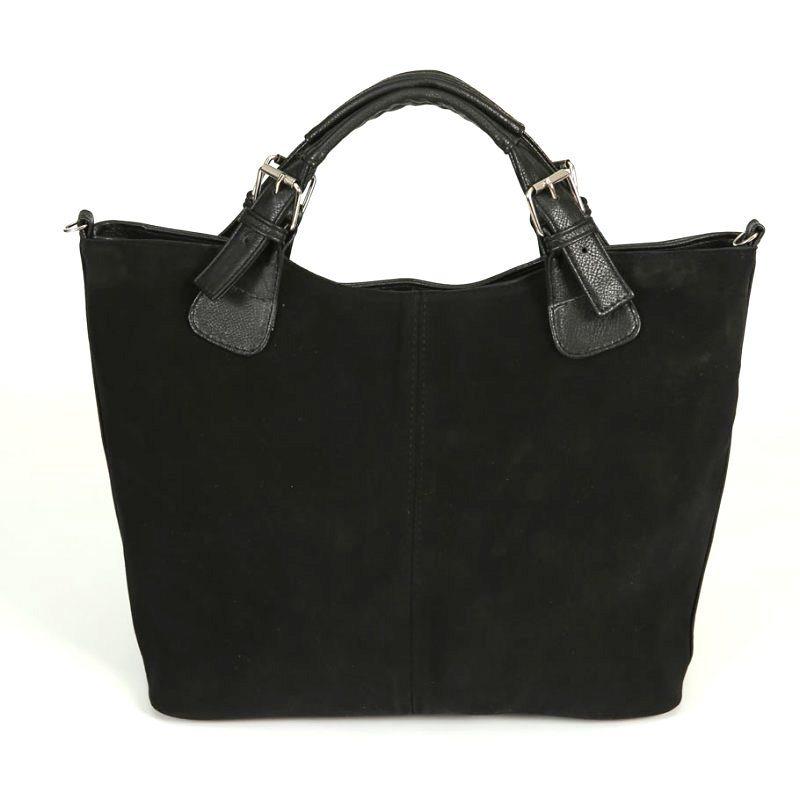 Женская сумка из натуральной замши М80-замш/47