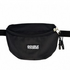 Поясная сумка DoubleYouBag BLACK HIPBAG (SMALL)