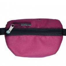 Поясная сумка DoubleYouBag BURGUNDY HIPBAG (SMALL)
