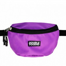 Поясная сумка DoubleYouBag PURPLE HIPBAG (SMALL)