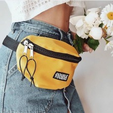 Поясная сумка DoubleYouBag YELLOW HIPBAG (SMALL)