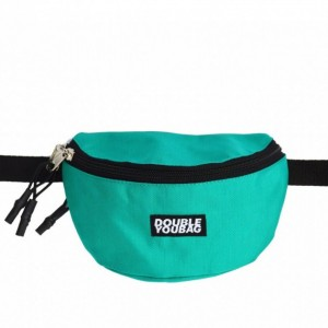 Поясная сумка DoubleYouBag LIGHT BLUE HIPBAG (SMALL)