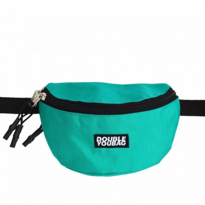 Поясная сумка DoubleYouBag LIGHT BLUE HIPBAG (SMALL)